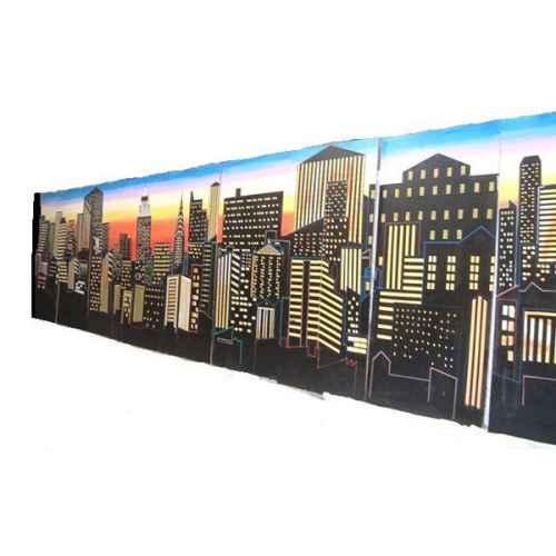 +NEW102 New York Skyline