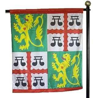 +MED301A Heraldic Banner No 2