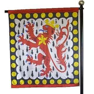 +MED301B Heraldic Banner No 3