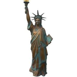 +NEW200 Statue of Liberty 3D Model