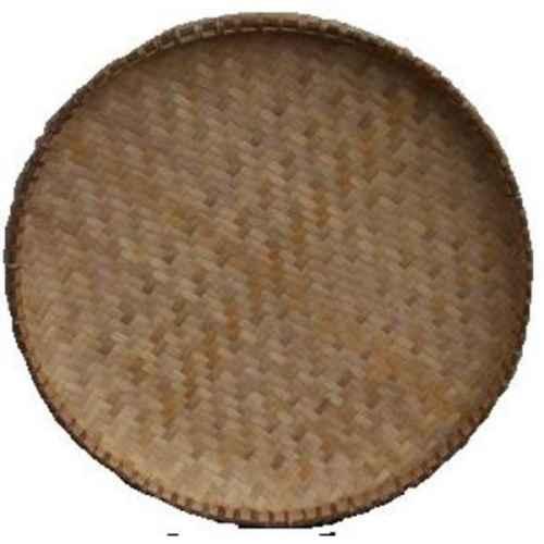 +BAS010 Bilao Flat Basket 500mm