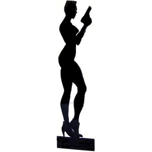 +BON104B Grace Jones Silhoutte (b)