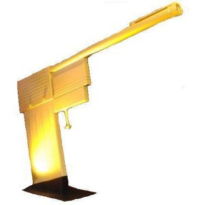 +BON209 Giant Golden Gun