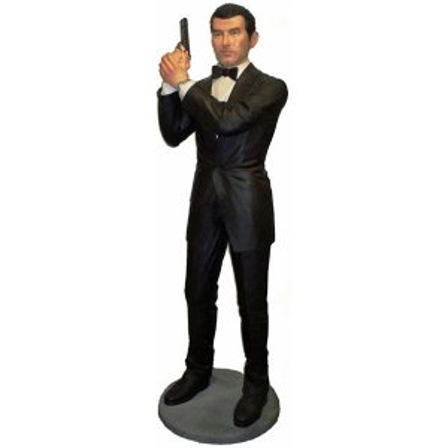 +BON208 James Bond 3D Model