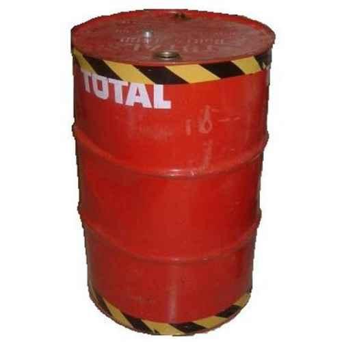 +BON206 45 Gallon Oil Drum Red