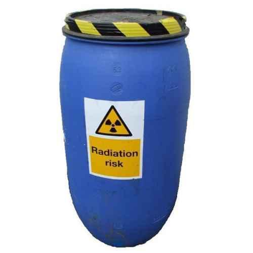 +BON201 Radioactive Barrel