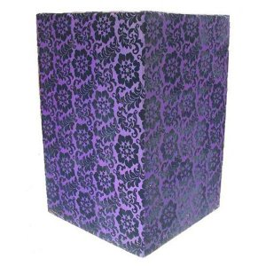 +PIL206 Flocked Pillar Rectangular