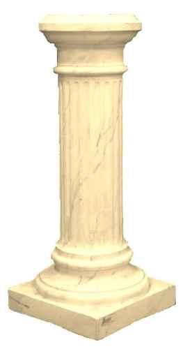 +PIL217A  Marbled Creta Column