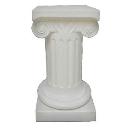 +PIL214A White Pillar short