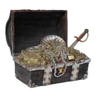 +PIR216 Pirate Treasure Chest