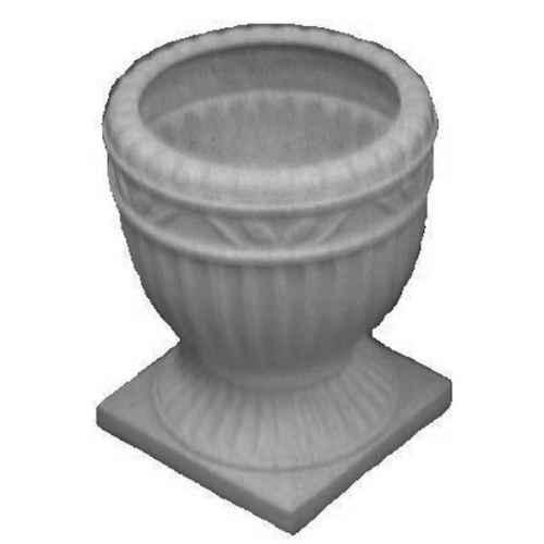 +PIL240A Urn 33cm in Grey