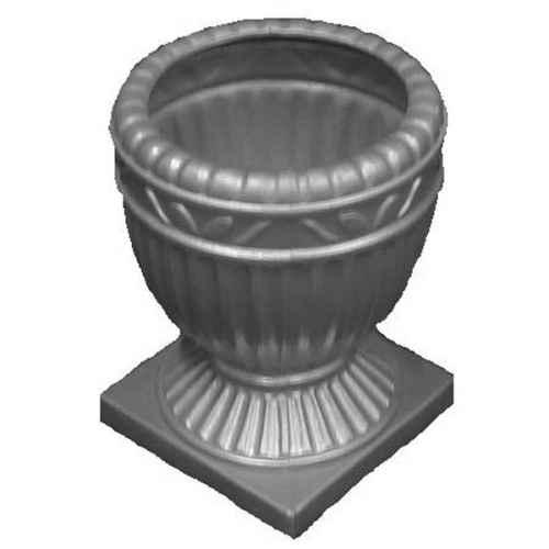 +PIL240B Urn Silver
