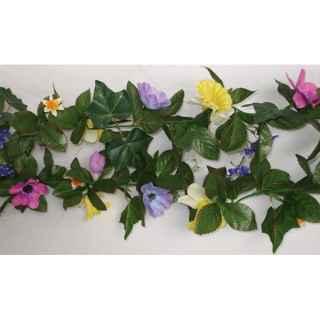 PLA067A Spring Flower Garland 1