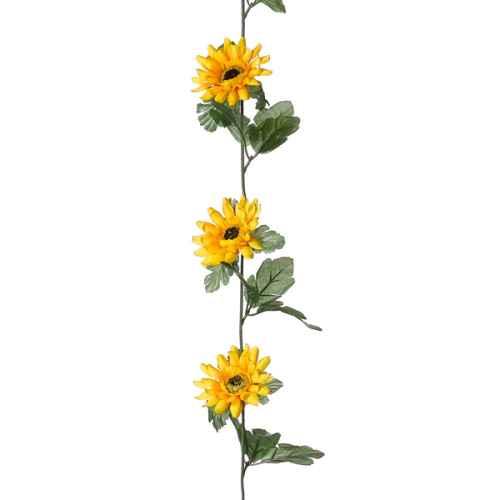 PLA069 Sunflower Garland 1