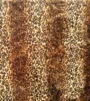 +RUG008 Faux Fur Throw - Cheetah web