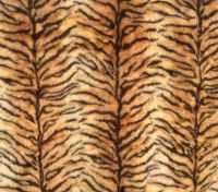 +RUG008 Faux Fur Throw - Tiger  web