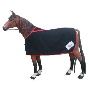+RAC212A Horse with Sweat rug