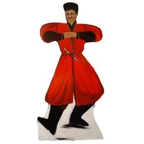 +RUS100 Cossack Dancer