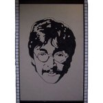 +SIX105B John Lennon Beatles Flat web