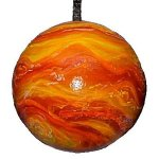 +SPA221 Orange Planet