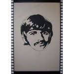 +SIX105c Ringo Starr Beatles flat web