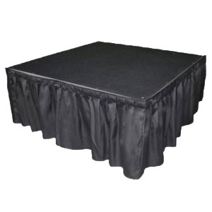 Stage section with Valance 1x1x0.4