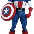 +SUP204 Captain America Model