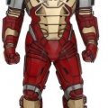 +SUP203 Iron Man Model