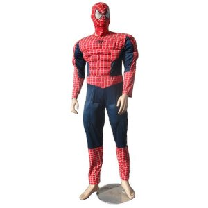 +SUP208 Spiderman Mannequin