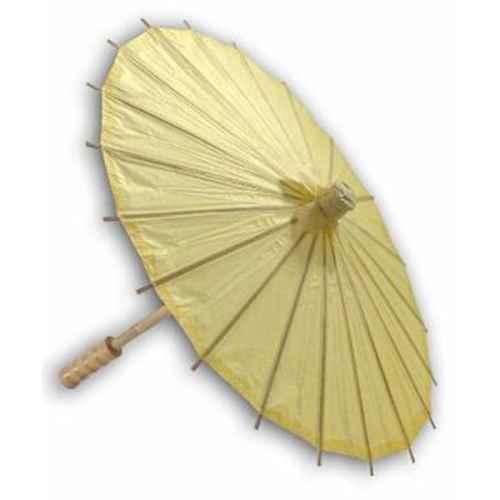 +CAT216 Large Cocktail Umbrella Yellow