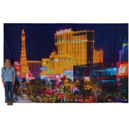 +VEG002 Backdrop Vegas Strip