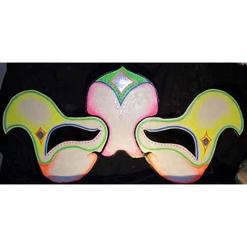 +VEN100B Mask Flat 3