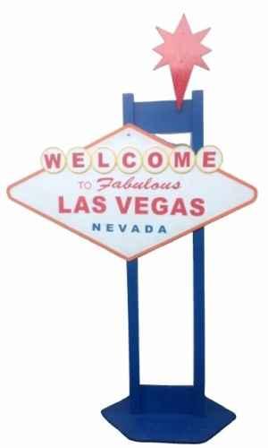 +VEG213A Welcome to Vegas 2D Sign (360x640)