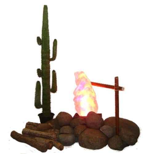 +WWE310 Boulders and Log Fire