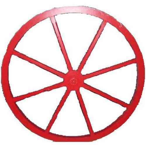+WWE206 Wagon Wheel (Wood)