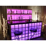 +BAR100 Illuminated Bar