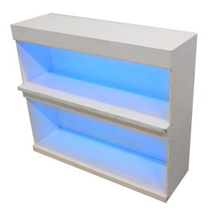 +BAR112 Illuminated Optic Section in Blue