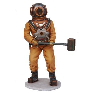 +YAC203 Old Style Bell Diver