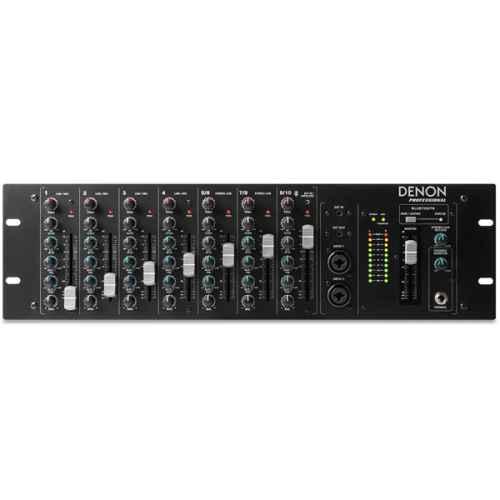 +10004 Denon DN-410XB Bluetooth Mixer