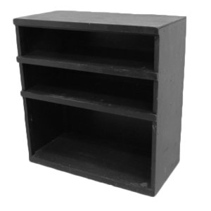 +BAR110 Rear Bottle Shelves