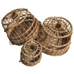 +YAC217 Set of 3 Lobster Pots
