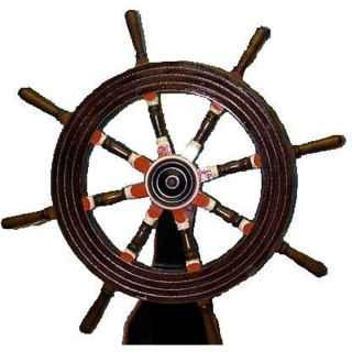 +YAC222 Ships Wheel