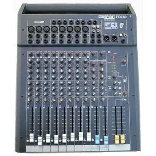 +10007 SOUNDCRAFT F1 Mixer