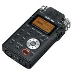 +10030 Tascam DR100 Solid State Recorder