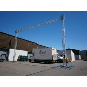 6m Ground Support Truss 002