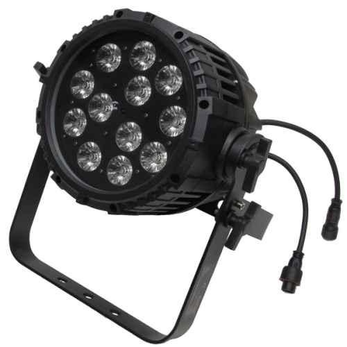+40009 IP65 Outdoor Multipar 12x6in1 LED 10watt