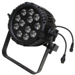 +40009 IP65 Outdoor Multipar 12x6in1 LED 10watt