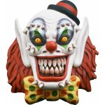 +CIR202 Scary Clown Face 3D Model (566x640)