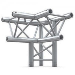 +70127B Truss Trio 3way Corner