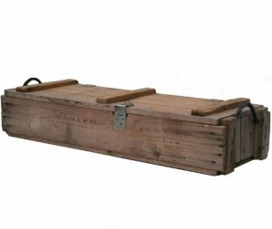 +WAR209 Wooden Army Crate web
